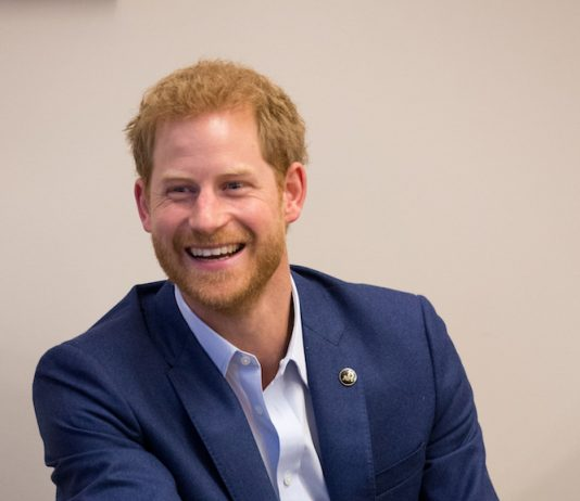 Prince Harry To Present Employer Recognition Scheme Gold Awards