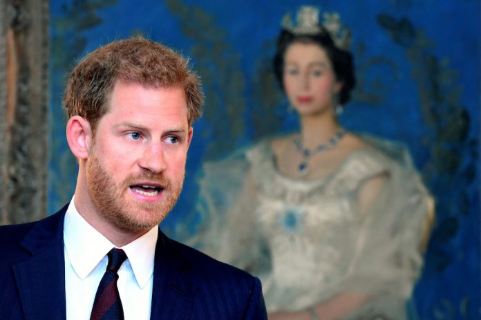 Prince Harry Launches New Partnership with MOD