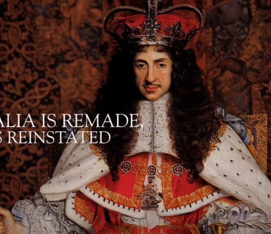 Charles II: Art & Power Exhibition