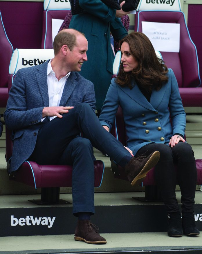 Duke and Duchess to Attend Children's Global Media Summit