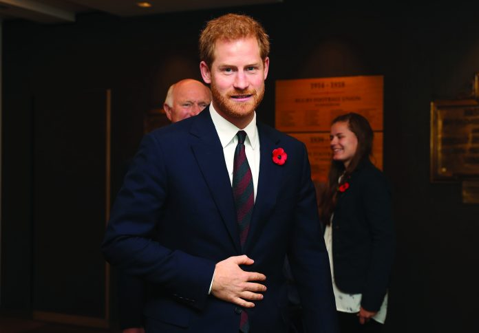 Prince Harry to Attend London Fire Brigade Carol Service