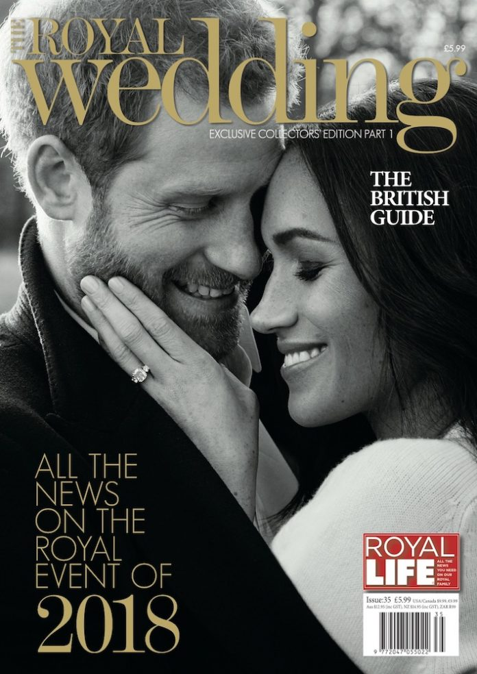 Royal Wedding Special – Part 1