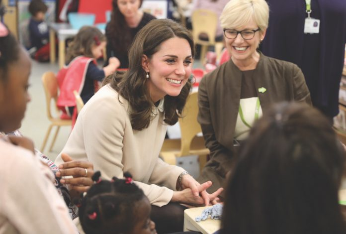 The Duchess of Cambridge is to launch a new mental health project for young children, in the latest initiative from the Heads Together campaign.