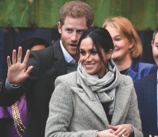 Prince Harry and Ms. Meghan Markle to Attend Endeavour Fund Awards