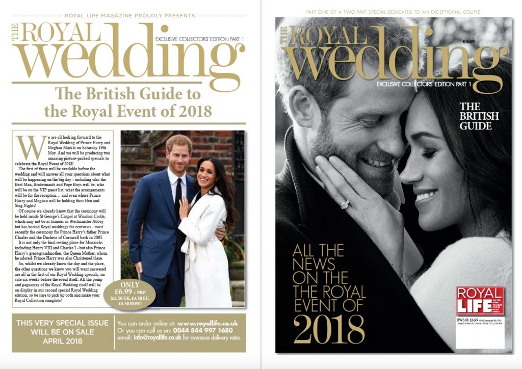 Royal Wedding Special – Part 1 Promo
