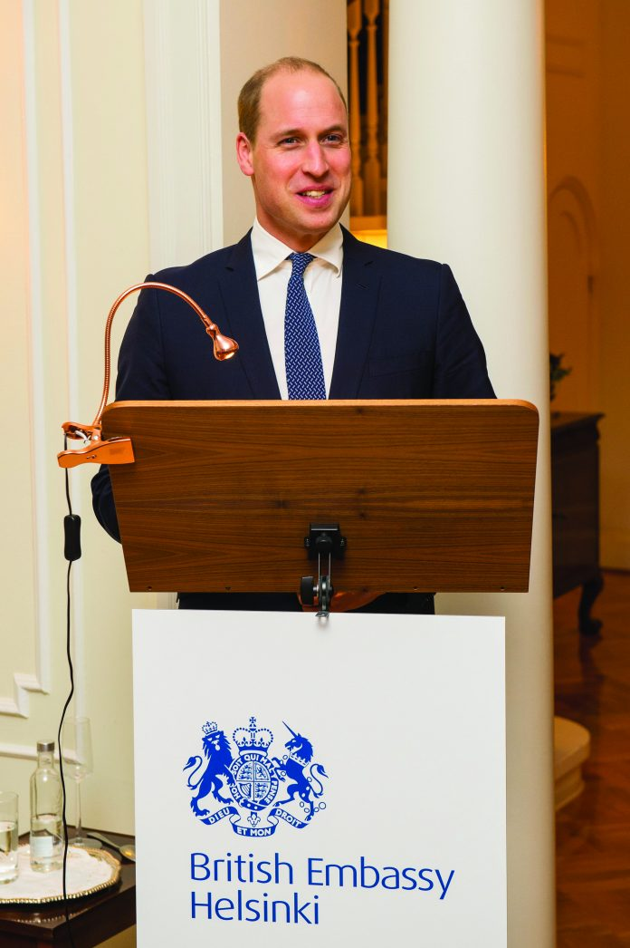 Duke of Cambridge to Attend 2018 Centrepoint Awards