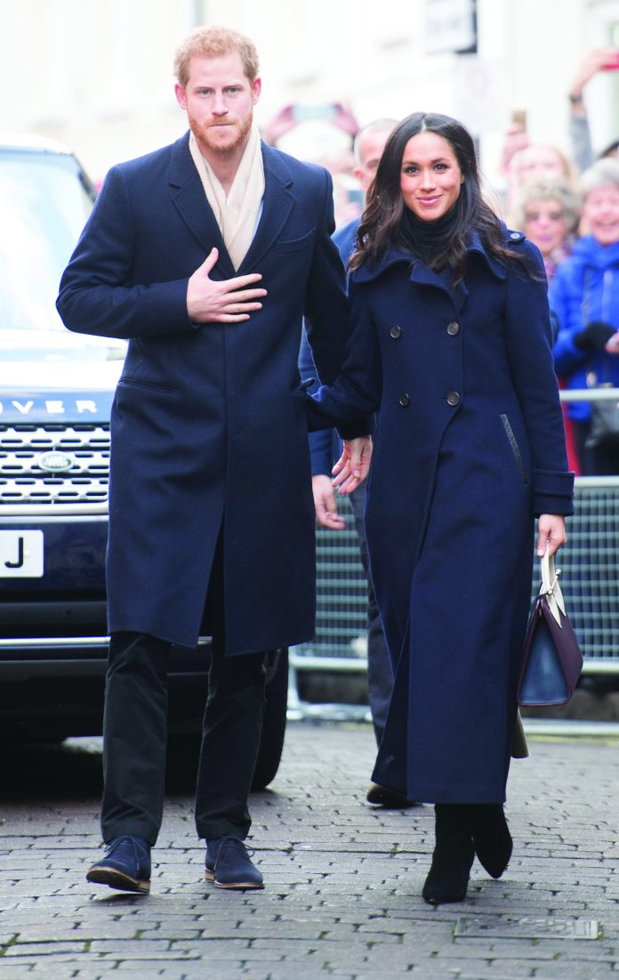 Prince Harry and Meghan Markle to visit Birmingham