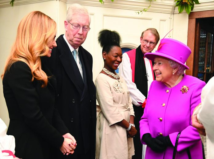 Her Majesty to Host Commonwealth Diaspora Reception