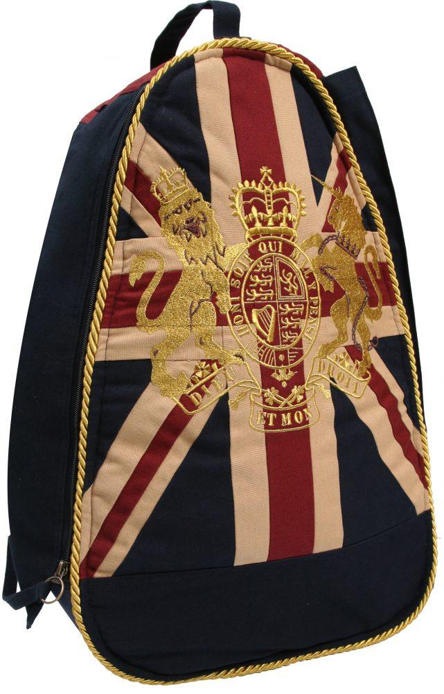 Royal Crest-Vintage Wellington Boot Bag