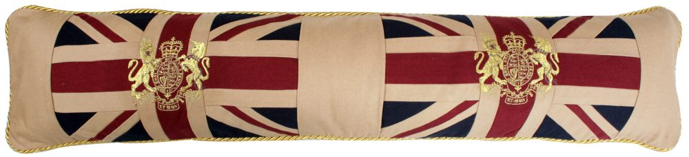 Royal Crest-Vintage Draught Excluder