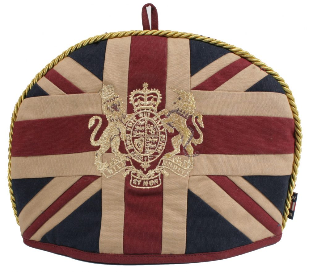 Royal Crest-Vintage Tea Cosy