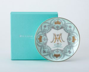 William Edwards Royal Wedding Coaster
