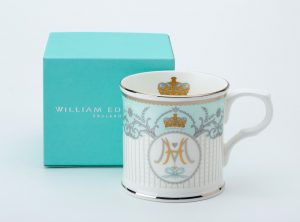 William Edwards Royal Wedding Mug