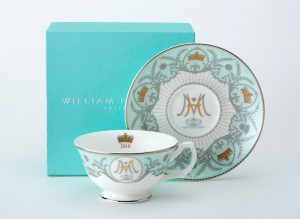 William Edwards Royal Wedding Cup and Saucer