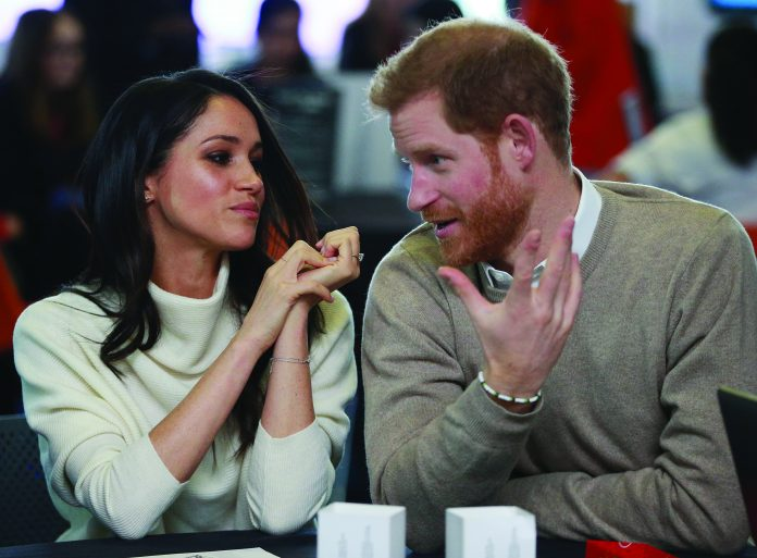 Prince Harry and Meghan Markle visit Belfast