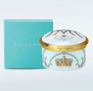 William Edwards Royal Wedding Trinket Box