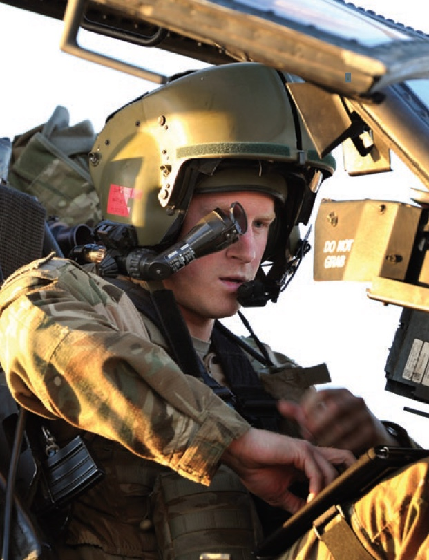 Prince Harry to Present Army Air Corps Pilots' Wings