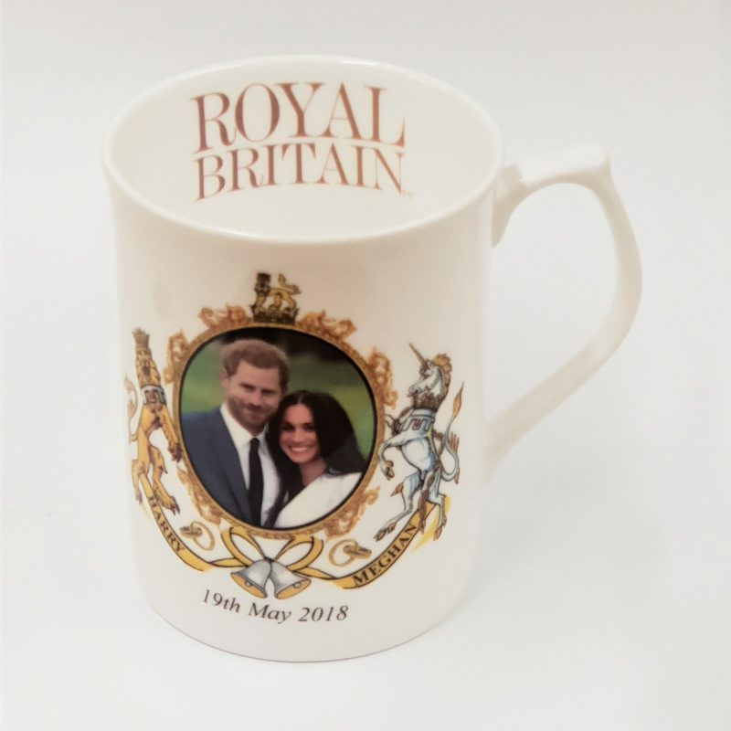 Exclusive Royal Britain Royal Wedding Mug