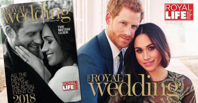 Royal Wedding Part 1