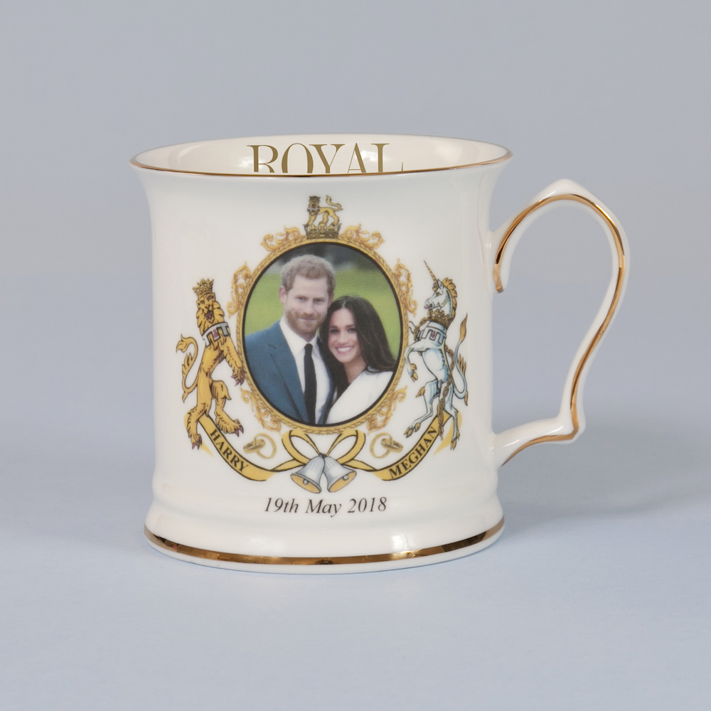 Exclusive Royal Britain Royal Wedding Tankard