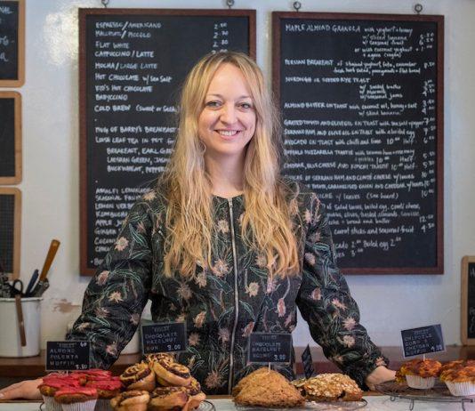 Claire Ptak to Make Royal Wedding Cake