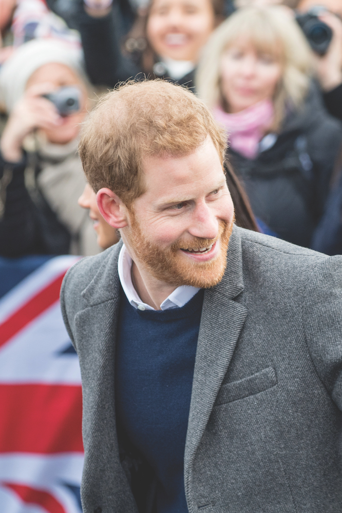 Prince Harry to Become Patron of 'Walk Of America'