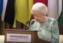 Her Majesty The Queen's Speech at Formal Opening of CHOGM