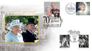 Royal Platinum Wedding & Royal Birthdays Double Cover