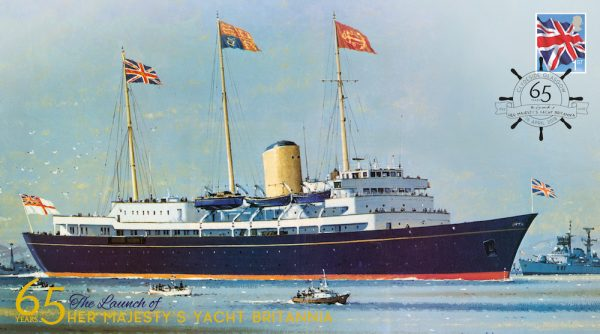 65th Anniversary of the Launch of Royal Yacht Britannia