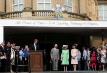 A Speech by The Duke of Sussex at The Prince of Wales' Patronage Celebration