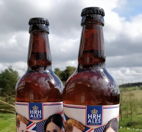 A Roy-ale Affair: Northumberland's Very Hoppy about the Royal Wedding