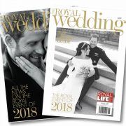 The Royal Wedding Exclusive Collectors' Edition Part 1 and Part 2