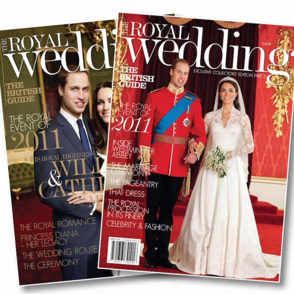 The Royal Wedding Guide Part 1 and Part 2