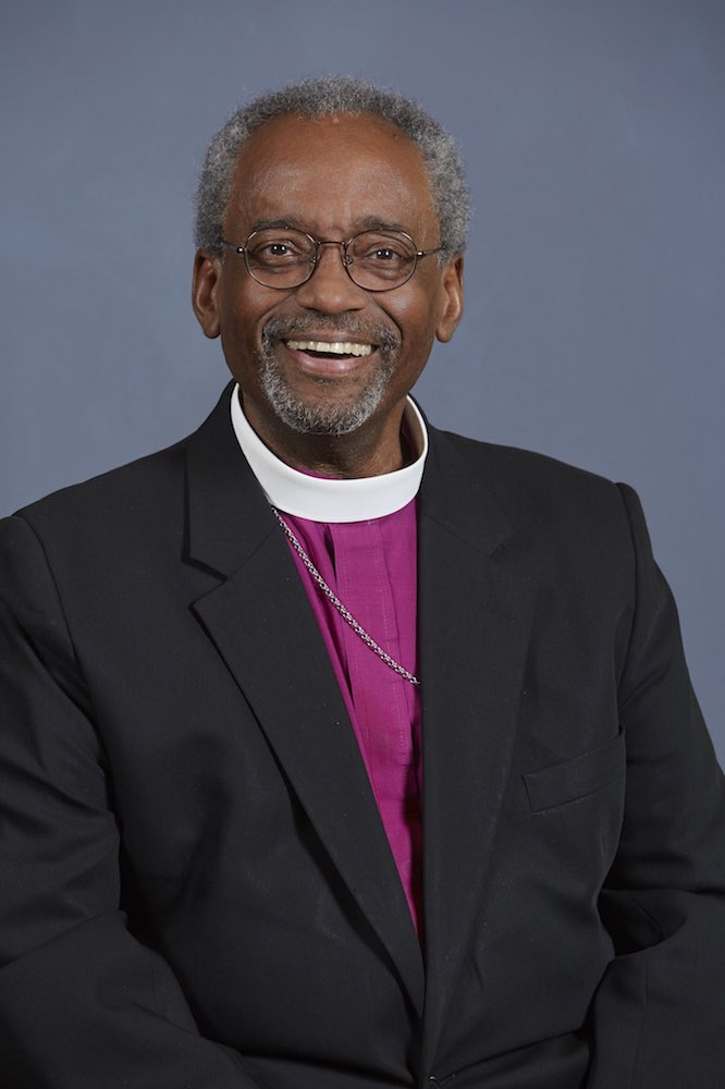 The Most Reverend Michael Bruce Curry