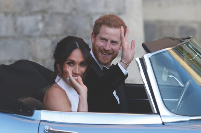 Duke and Duchess of Sussex's Autumn Tour