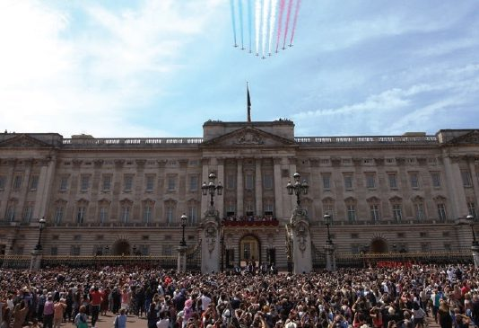 Queen and Members of the Royal Family to Mark 100th Anniversary of RAF