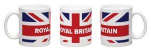 Royal Britain Union Flag Mug
