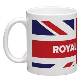 Royal Britain Union Flag Mug