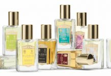 Floris of London Perfumers Wardrobe