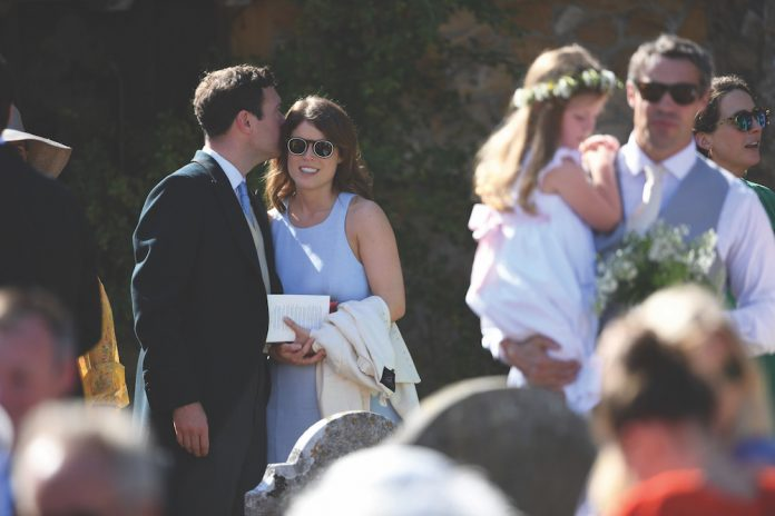 The Wedding of Princess Eugenie and Mr Jack Brooksbank: An update