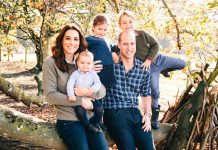 Cambridges Christmas