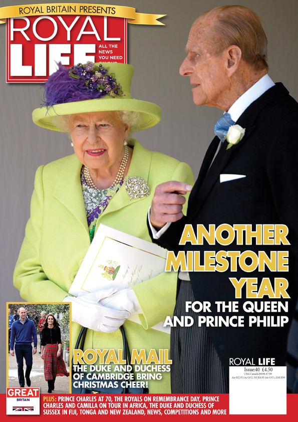 Royal Life Magazine - Issue 40