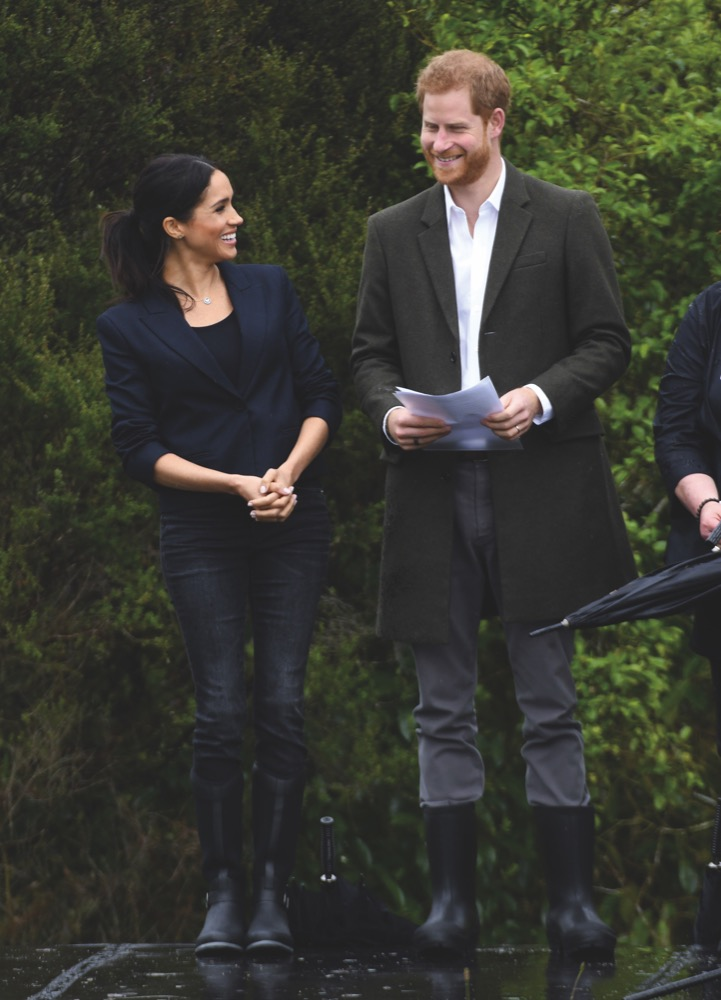 7191b1f27 Duke and Duchess of Sussex to Attend Gala Performance of  The Wider Earth