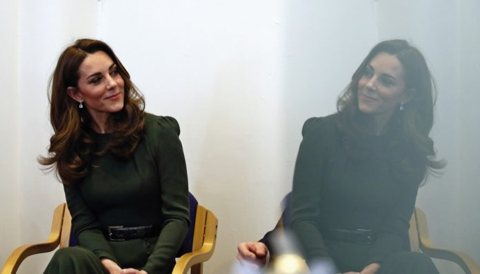 Duchess of Cambridge visits Family Action
