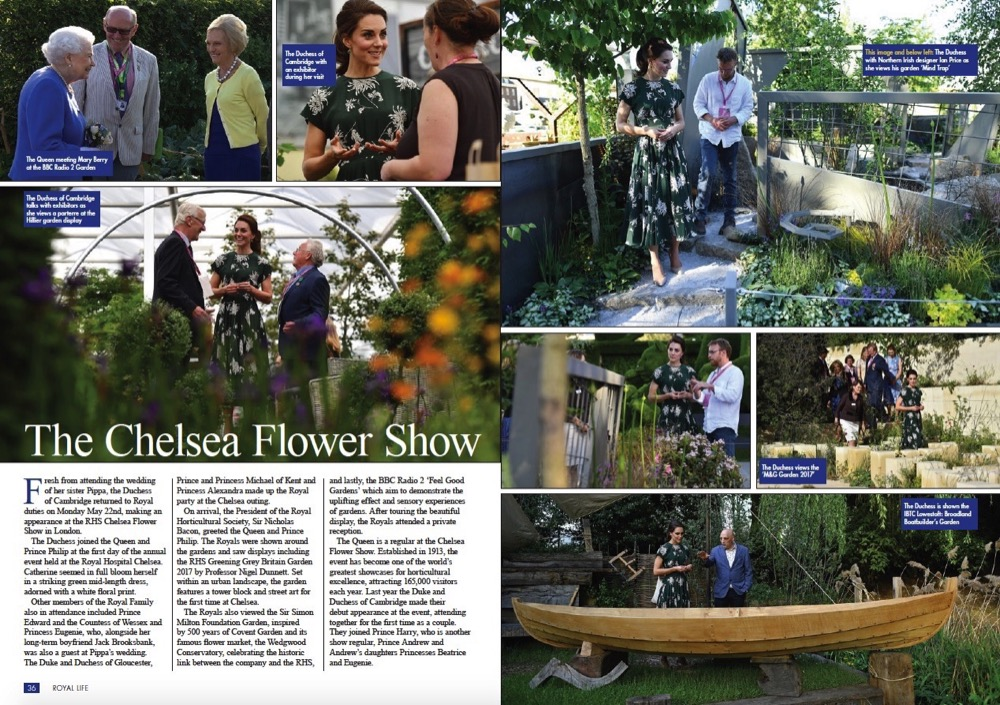RHS Chelsea Flower Show - Issue 30