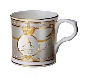 Royal Baby Archie Collection by William Edwards Home Mug