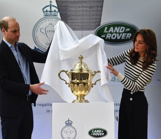 The King's Cup launch
