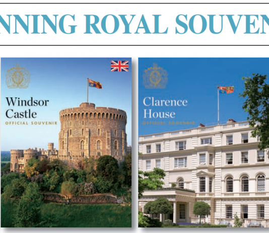 WIN a Stunning Royal Souvenir Guide