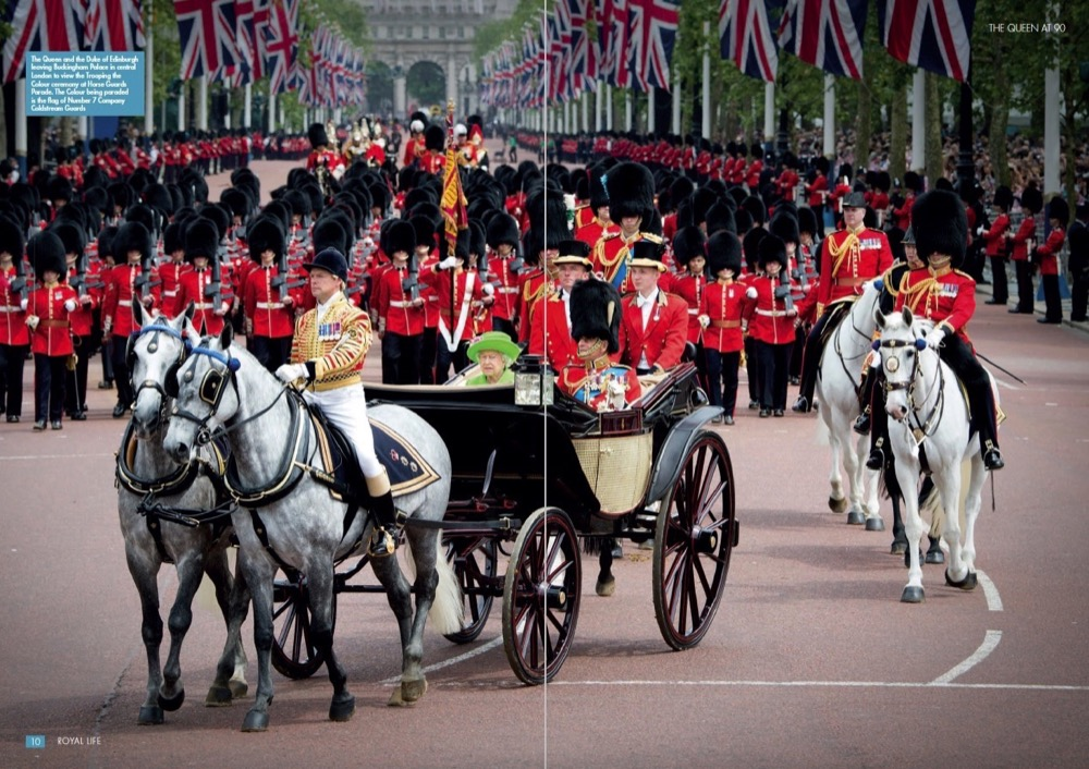 Trooping The Colour Issue 24