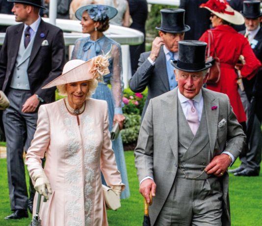 Royals at Royal Ascot